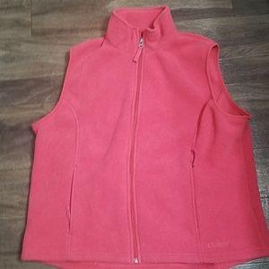 LL Bean vest sz xl
